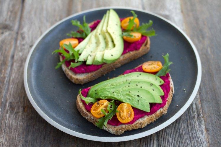 avocado toast by anna pelzer
